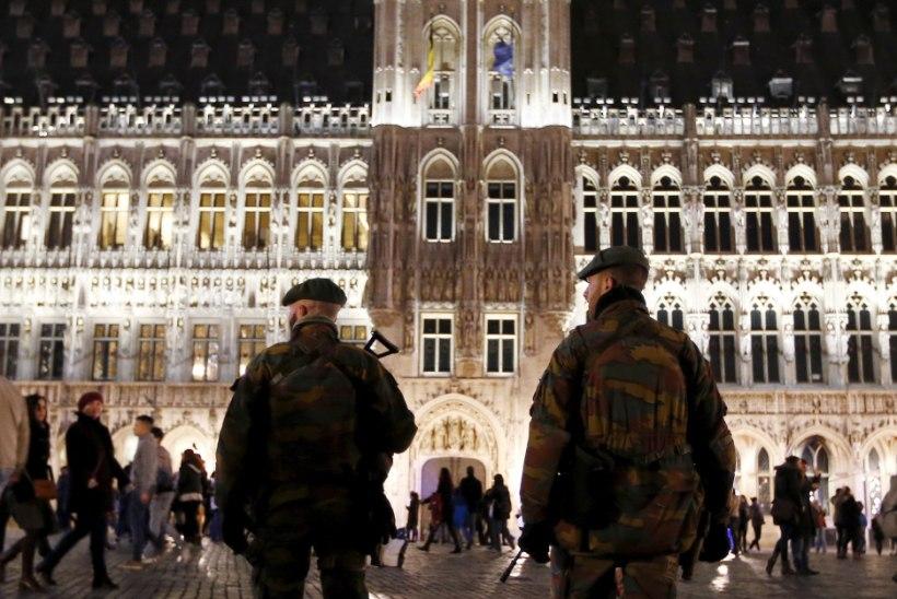 Brüsselis jäetakse terroriohu tõttu ära traditsioonilised aastavahetuse pidustused