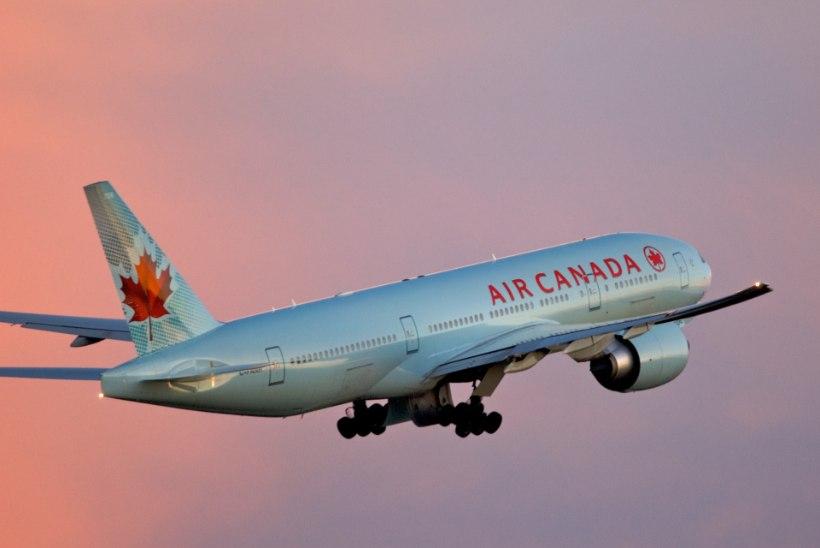 Air Canada reisilennuk sattus turbulentsi, 21 reisijat sai vigastada