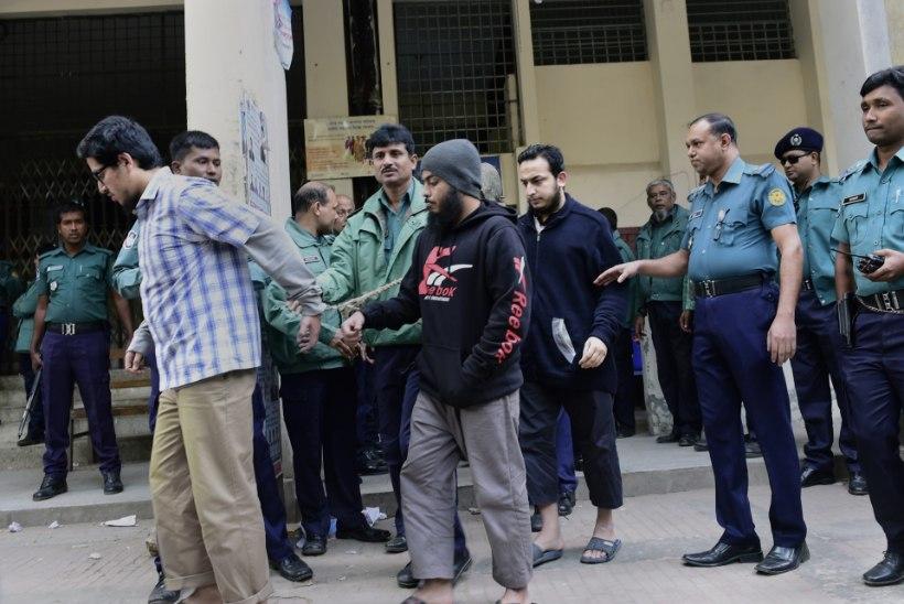 Bangladeshi jumalasalgajast blogija mõrtsukad mõisteti surma