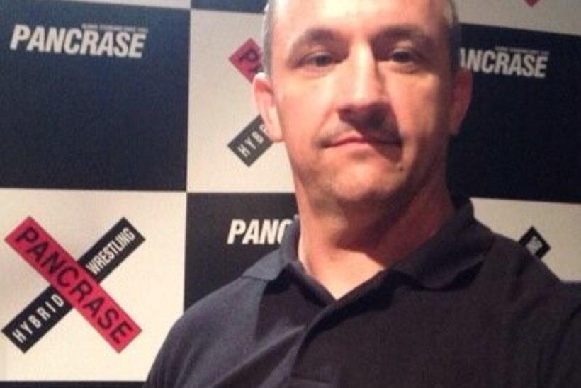 Professionaalne MMA kohtunik: vau, Baruto!