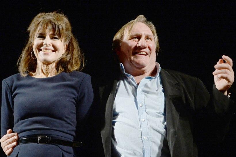 Gérard Depardieu hakkab Stalinit mängima