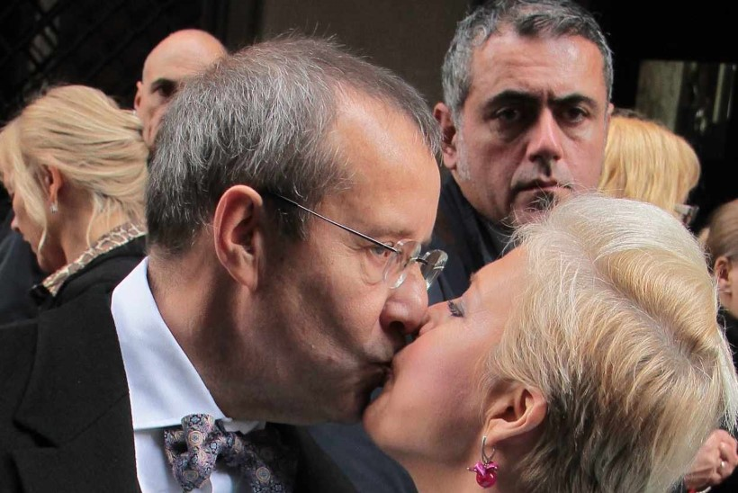 """Saagim: """"Ieva on presidendi jaoks nagu kvaliteetne luksuspakett."""""""
