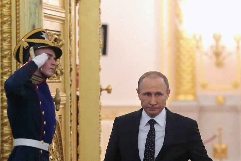 Astroloogid: Putin tõugatakse tuleval aastal troonilt