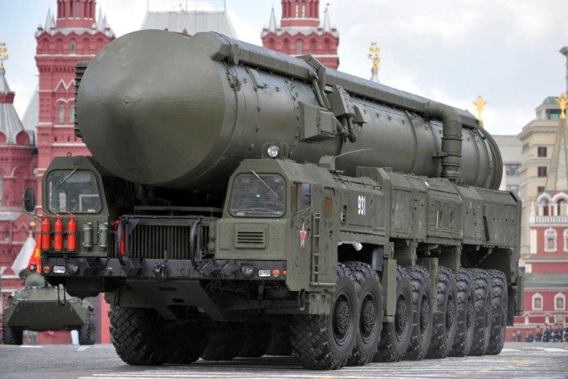 Venemaa ähvardab Türgit tuumarelvaga