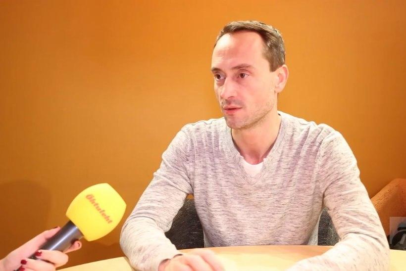 ÕHTULEHE VIDEO   Näosaate lavastaja Villiko Kruuse: vahel ikka jonnin ka ja ütlen, et nii me lihtsalt ei tee!