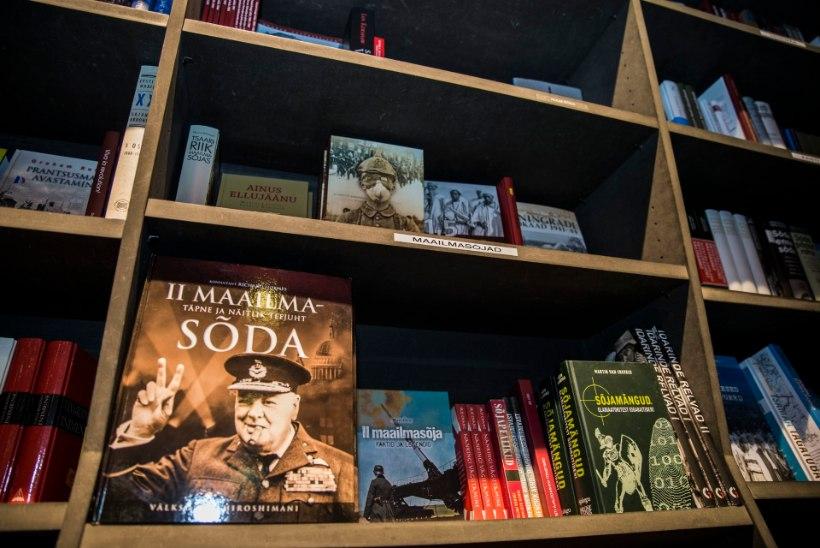 Sõjaraamatute fänn Madis Milling: minu põlvkonnal on II maailmasõjaga isiklik seos