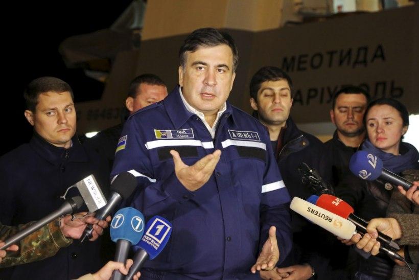 Saakašvili jäi Gruusia kodakondsusest ilma