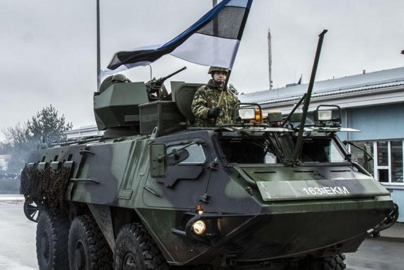 GALERII | Viru jalaväepataljon tähistas 98. aastapäeva