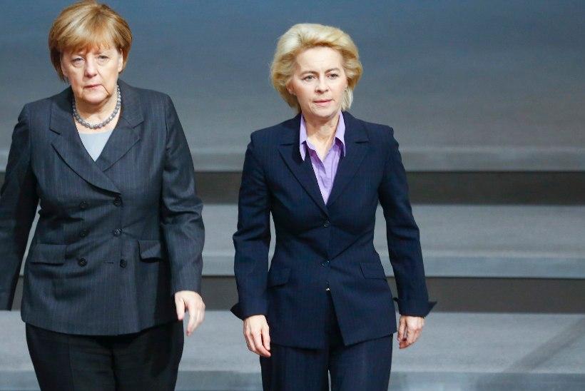 Saksa parlament kiitis heaks Islamiriigi ründamise