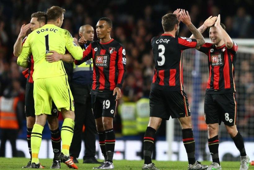 GALERII | Mourinho hing paelaga kaelas? Chelsea kaotas ka uustulnukale!