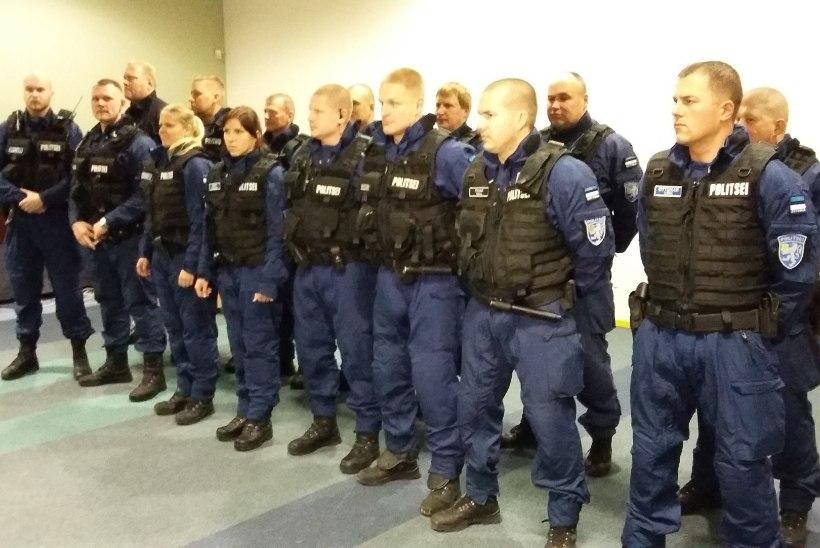 Eesti saadab Sloveeniasse politsei missiooniüksuse ESTPOL-2