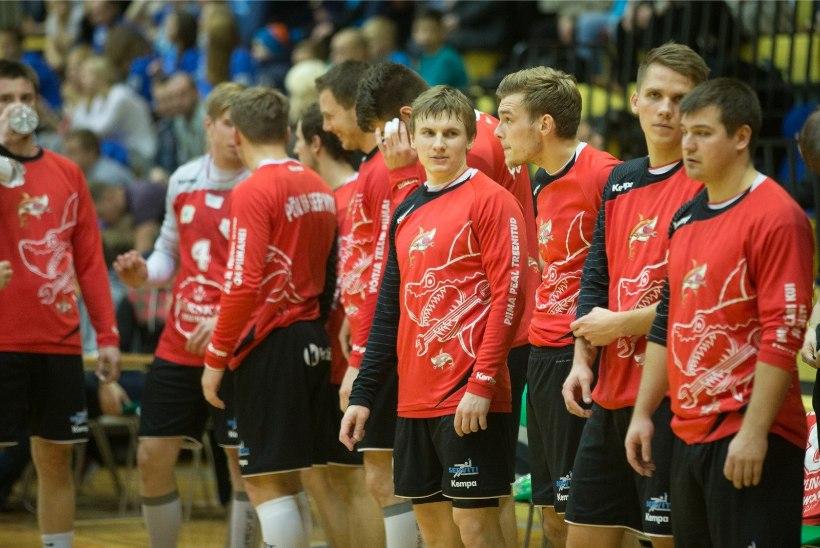 GALERII | Eesti karikavõitjaks krooniti tulises heitluses HC Kehra