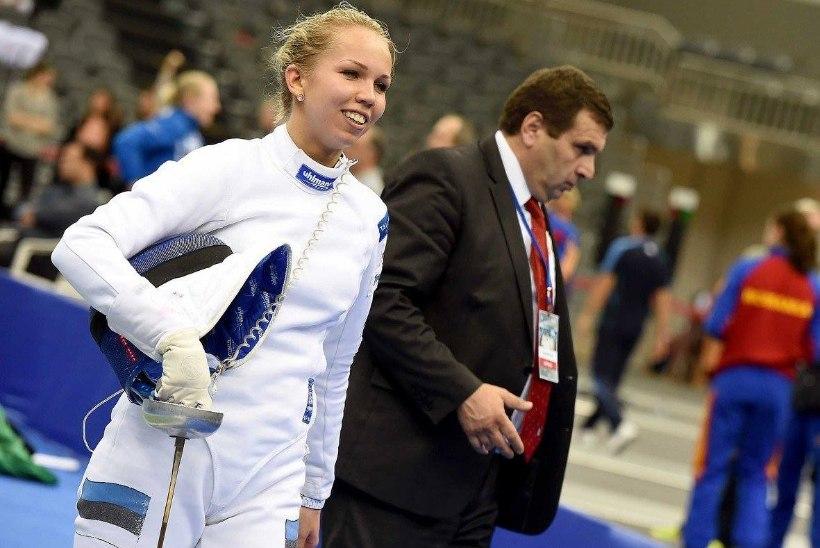 Erika Kirpu leppis Dohas kuuenda kohaga