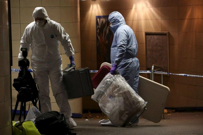 VIDEO | ÄREVAD TEATED: Londoni metroos pussitati kolme inimest, Scotland Yardi sõnul oli tegu terrorirünnakuga