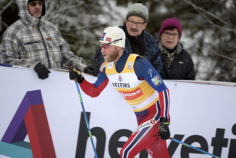 Norra tegi Lillehammeris puhta töö, Eesti meeskond ei startinud