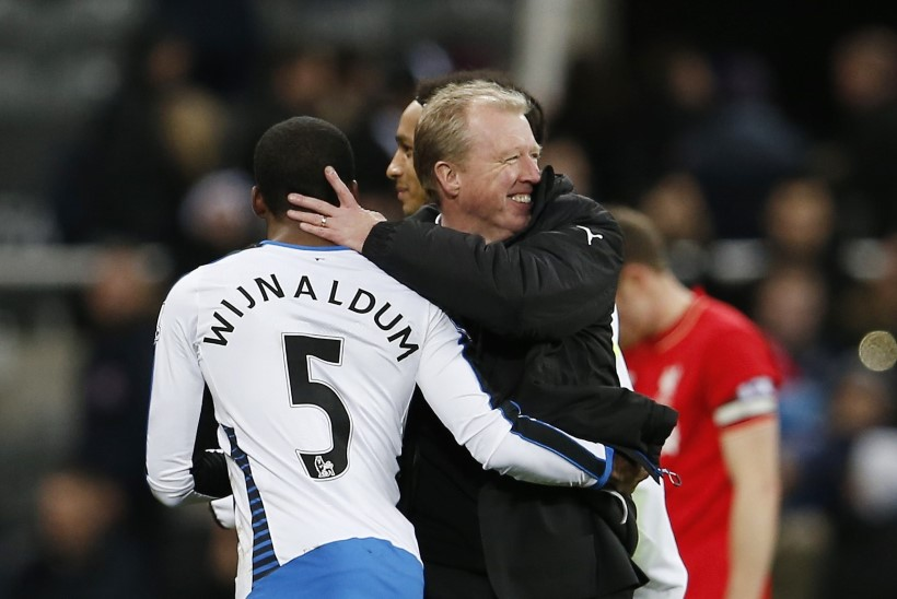 GALERII | Newcastle šokeeris Jürgen Kloppi