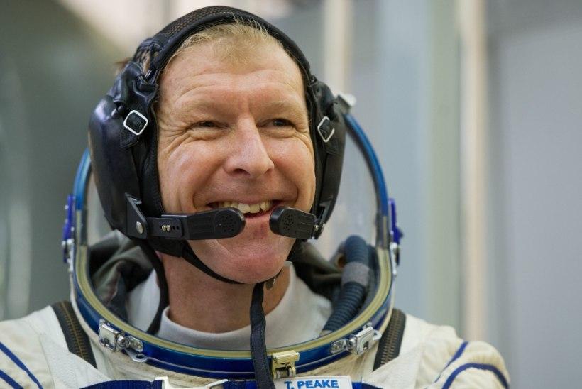 AASTA SPORDIHETK 2016? Astronaut jookseb Londoni maratoni kosmoses olles