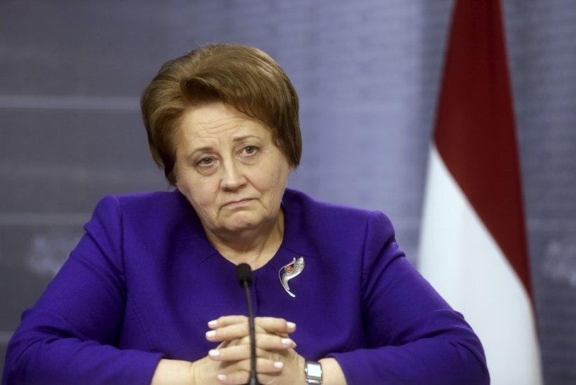 Läti valitsus astus tagasi