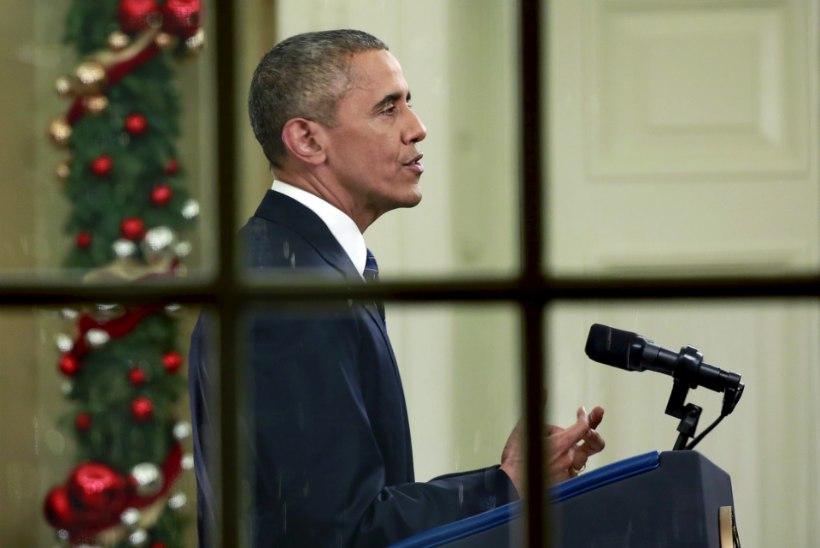 VIDEO | Obama lubadus ameeriklastele: me hävitame Islamiriigi