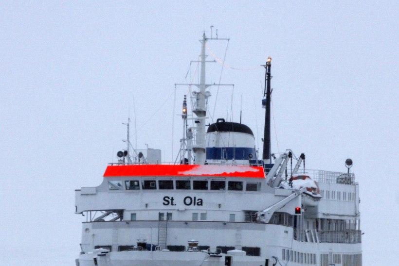 Parvlaevaühendus Hiiumaaga taastub kell 18.30, Vormsiga kell 21.00