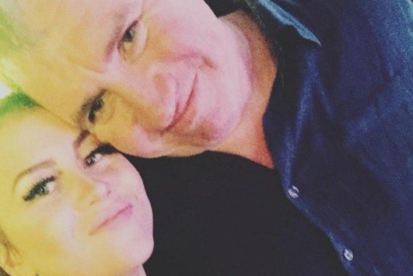 FOTOUUDIS   Sarnased? Elina ja Sepo särasid ühel selfie'l