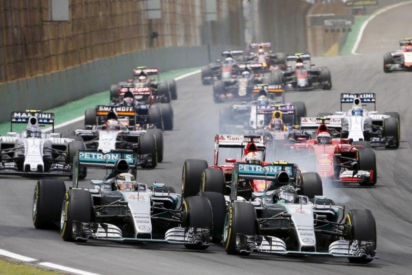 Kas 2016 näeme F1 MM-sarjas lõpuks vihast duelli esikoha nimel?