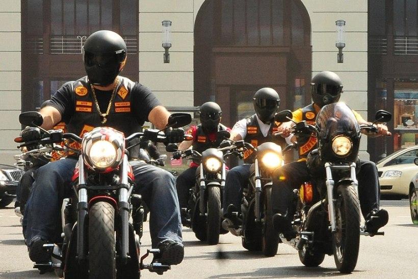 Soome motoklubi Bandidost kahtlustatakse taas uimastite smugeldamises