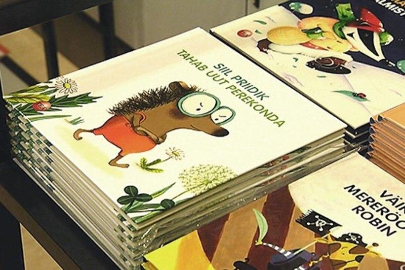 """TÄNA """"RADARIS"""": Uus lasteraamat siili seiklustest on toonud tapmisähvarduse"""