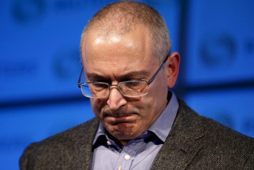 Putin muudab Hodorkovski elu põrguks