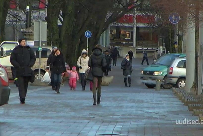 TV3 VIDEO   Kolmandik pagulasi asub elama Tallinnasse, väikestesse kohtadesse neid ei saadeta