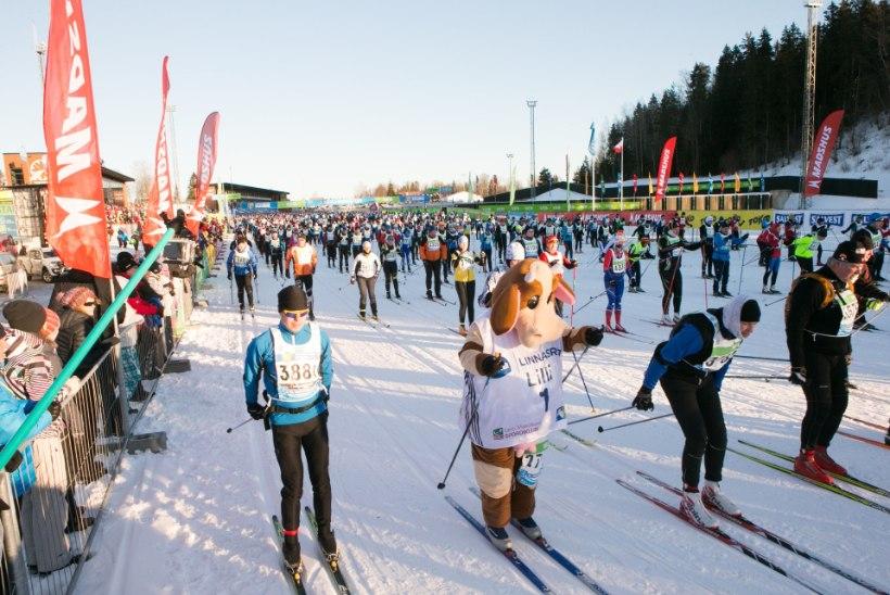 Tartu Maratonil on tavasõitjale suurepärane uudis