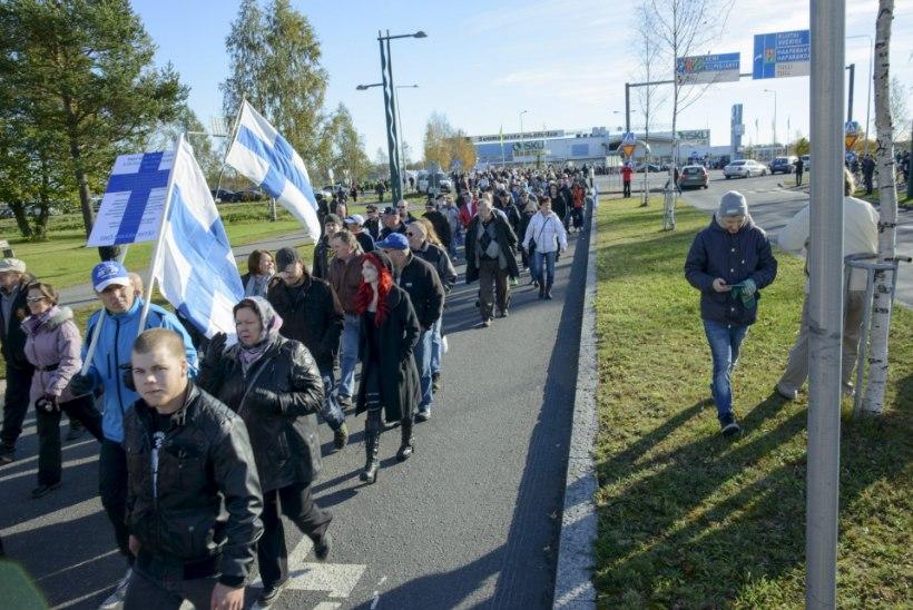 Soome vallavanem küsib, miks varjupaigataotlejateäri on tasuvam kui hotelliäri