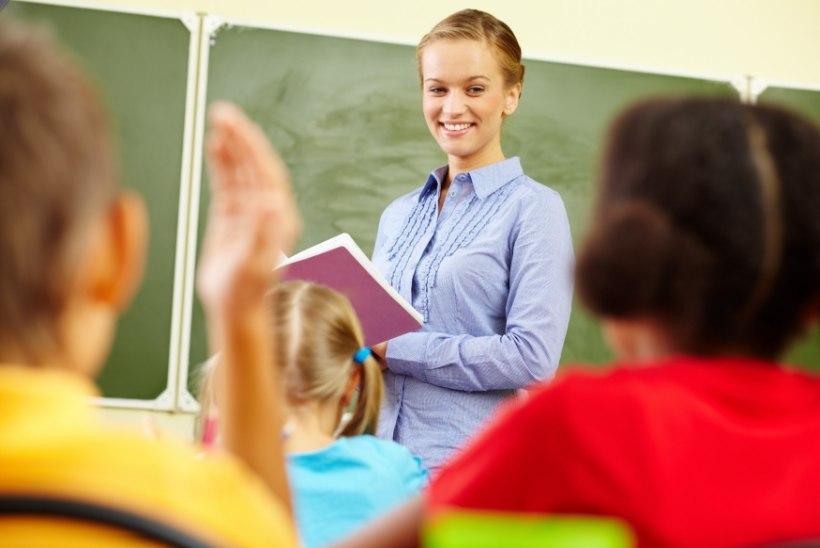 Ministeerium tahab tõsta õpetajate palkasid vähemalt 6,4 protsenti
