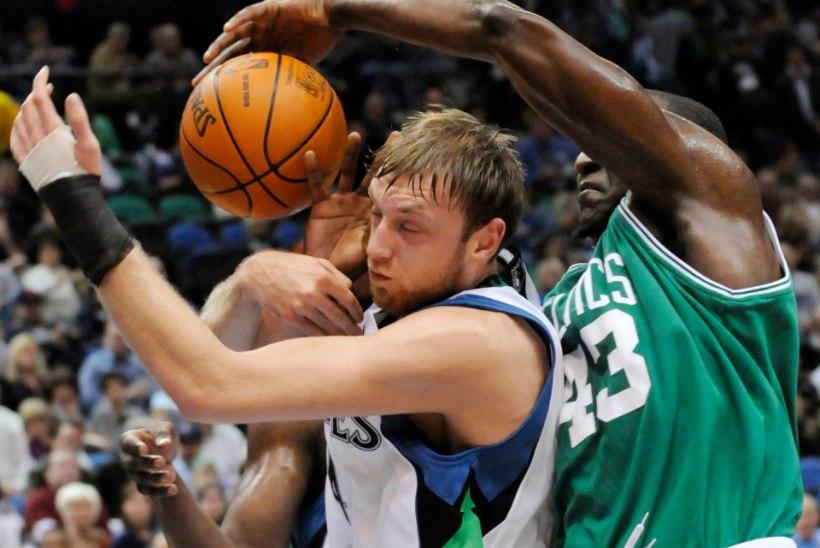 Kalev/Cramo värbas Freimanise asendajaks endise NBA-mehe!