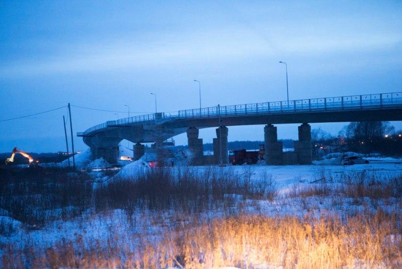 Täna avatakse Tartus uus sild