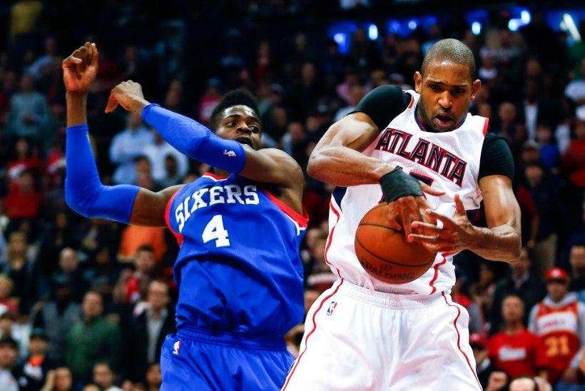 VIDEO: uskumatus hoos jätkav Atlanta Hawks püstitas NBA rekordi