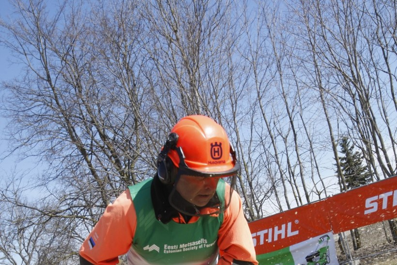 Euroopa metsandusõppurite iga-aastased meistrivõistlused on tänavu kevadel Eestis