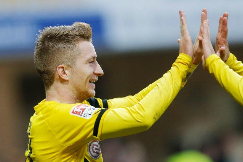 KERGENDUS: suurim staar pikendas Dortmundi Borussiaga lepingut