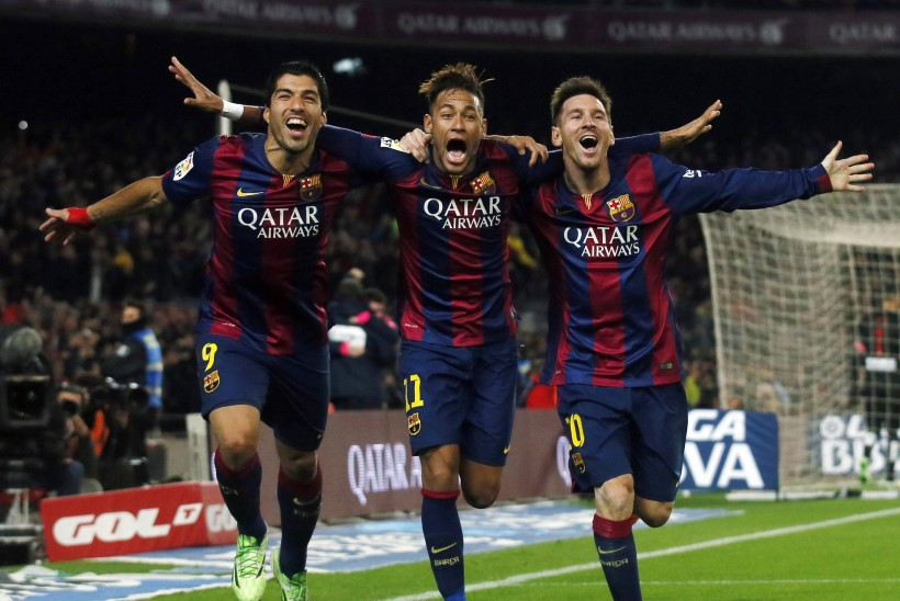 Barcelona punkrokkarite võidumarss!