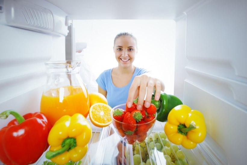 Seitse nippi, kuidas tervislikult näksida
