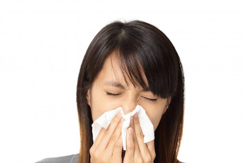 TERVISEAMET: võimalusel tuleks gripihooajal rahvarohkeid kohti vältida