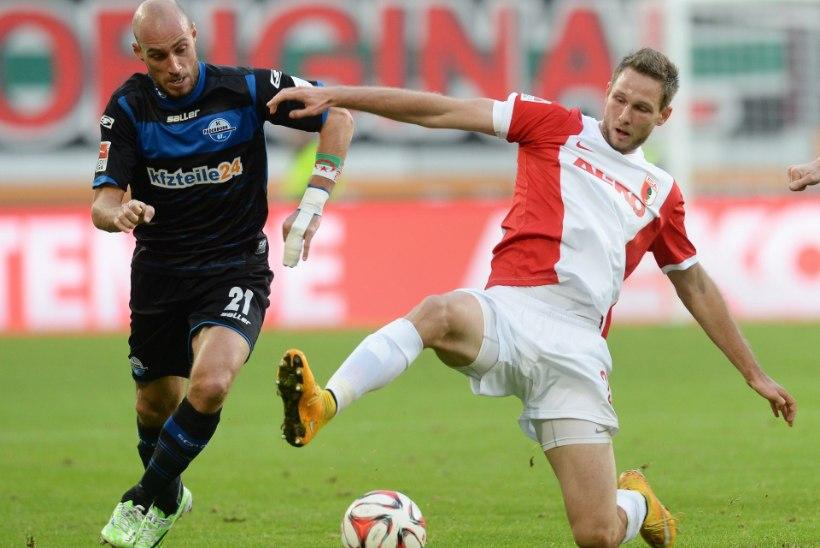 RAHA EI MÄNGI: imelist hooaega tegev Klavani koduklubi maksab Bundesliga madalaimat palka