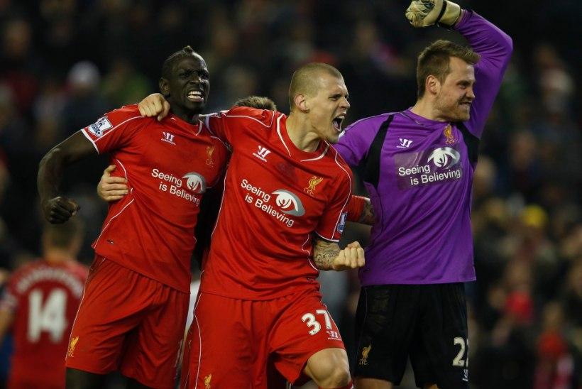 VIDEO ja GALERII: Mario Balotelli - jah, Balotelli! - lõi Liverpooli võiduvärava