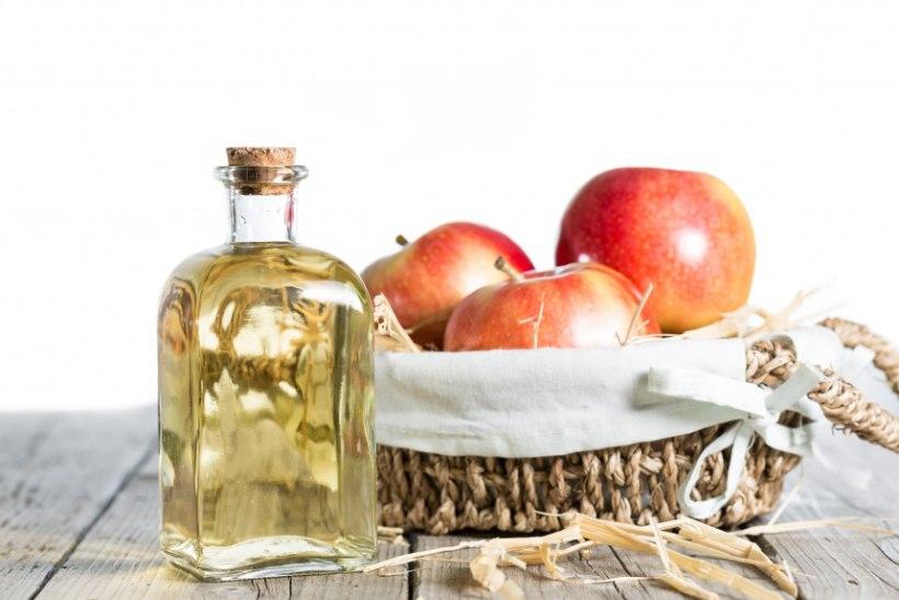 Kas õunaäädikas aitab kaalu langetada?