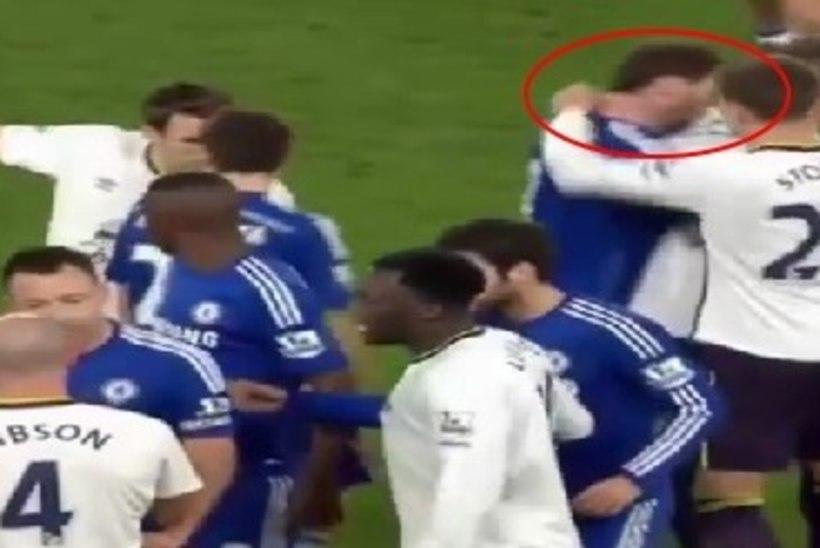 VIDEO ja FOTOD: MARUTAUD?! Suareze ohvriks langenud Ivanovic üritas ka ise vastast hammustada?