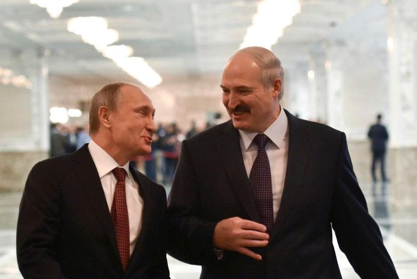Minski kohtumisest võidab Aleksandr Lukašenka
