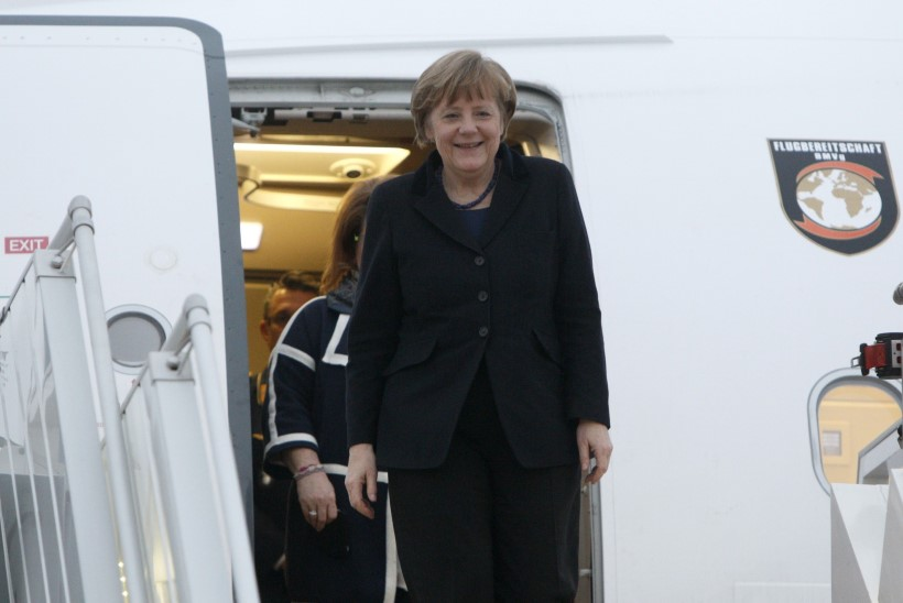 Merkeli hullumeelne nädal