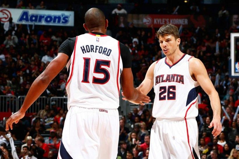 Atlanta Hawks – suure tähega Meeskond, kes on ilma ühegi staarita NBA tippu jõudnud