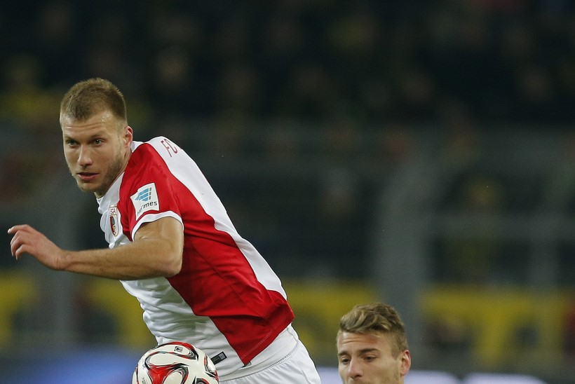 TÄNA: Ragnar Klavanil ja FC Augsburgil võimalus tõusta Bundesligas kolmandaks