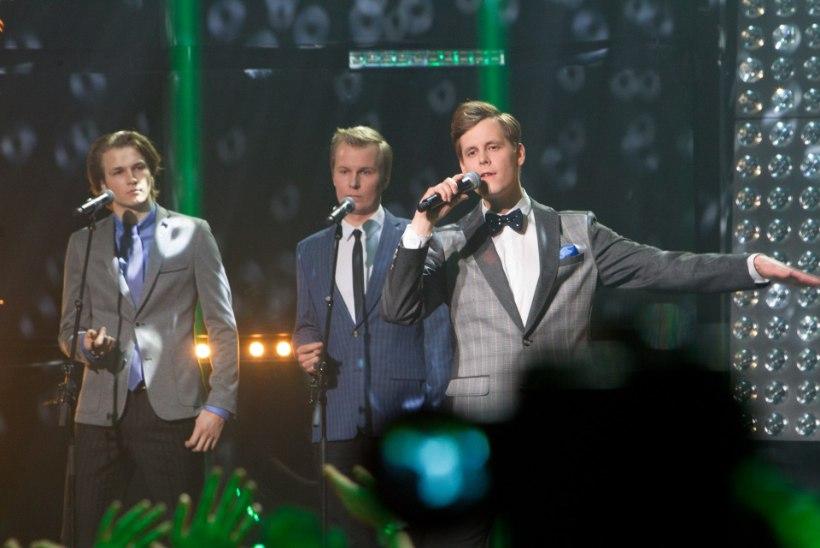 Eesti Laulu finaali pääsesid Elina Born ja Stig Rästa, Daniel Levi, Triin Niitoja & John4, Kali Briis Band ja Luisa Värk